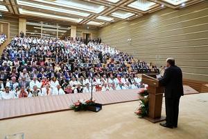 Türk Üniversiteleri Heyet Gezisi Başarı ile Tamamlandı (16-19 Ekim 2017 / Tahran)