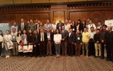 Kazakistan'da KÜNİB ve İSSA Eğitim Fuarında Ahmet Yesevi Üniversitesi Tanıtıldı
