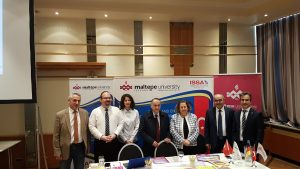 Almanya'da 3. Türk Üniversiteleri Tanıtım Programı Başarıyla Tamamlandı (13-16 Nisan 2018 / Dortmund)