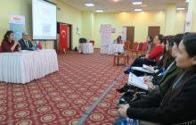 Kazakistan'da Türk üniversiteleri tanıtıldı