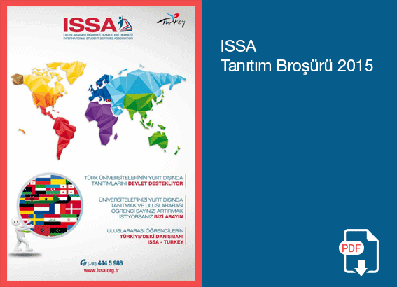 ISSA Tanıtım Broşürü 2015