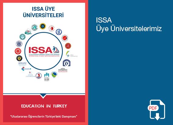 ISSA Üye Üniversitelerimiz