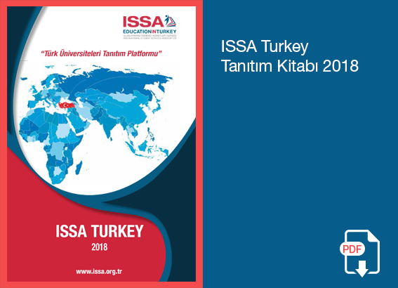 ISSA Turkey Tanıtım Kitabı 2018