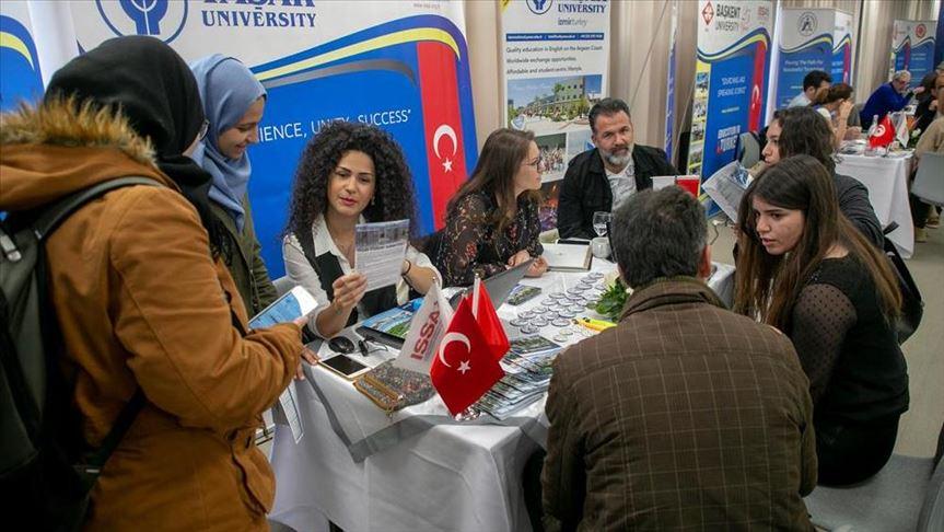 Ouverture à Tunis des Journées de promotion des universités turques