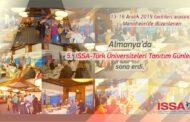 ALMANYA'DA 5. ISSA-TÜRK ÜNİVERSİTELERİ TANITIM GÜNLERİ TAMAMLANDI